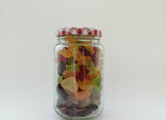 Gummi-Mix -süß-