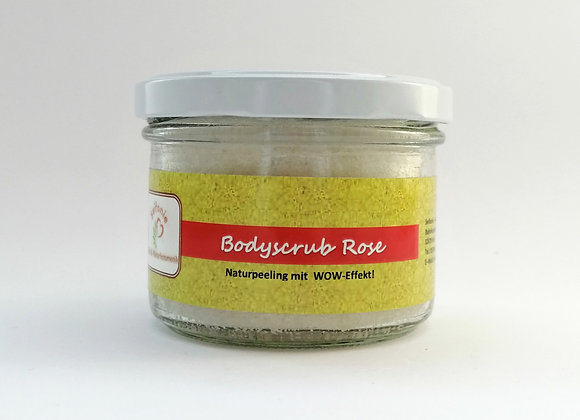 Bodyscrub -Rose-