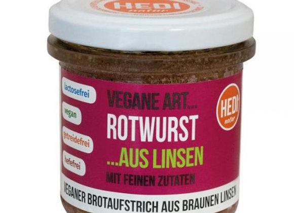 besser als... Rotwurst