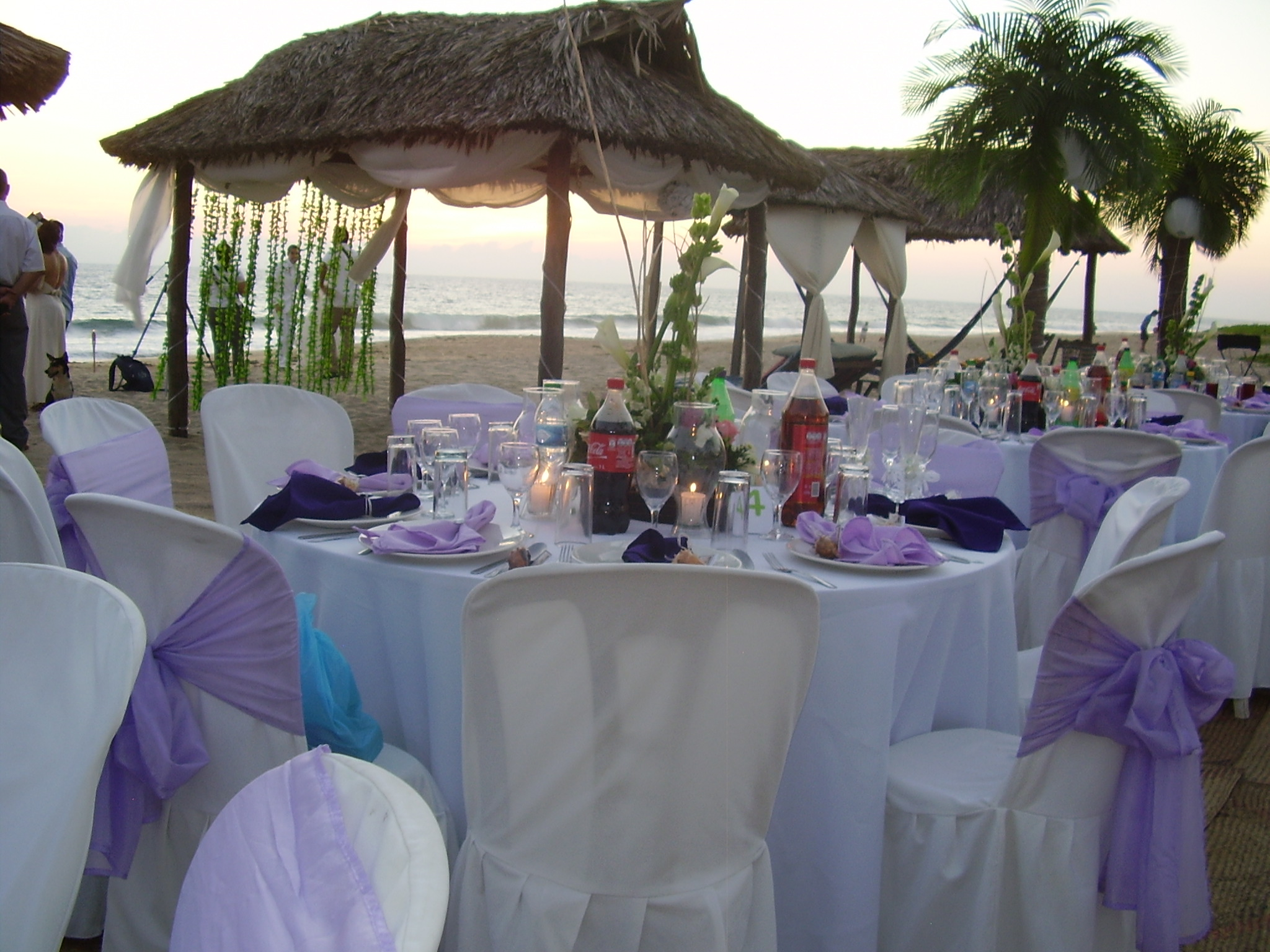 mesa novios boda en el Gilda