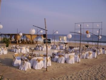 decoración boda en el Gilda