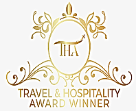 Travel And Hospitality Award Winner Logo
