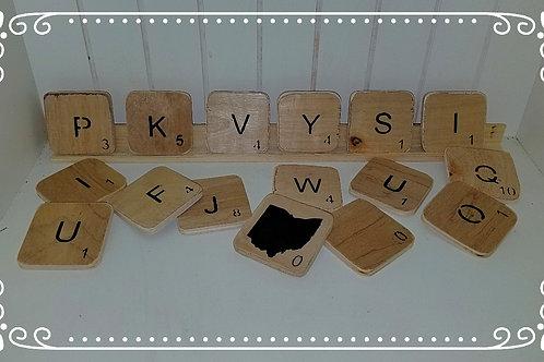 1 1/2in Scrabble Letters