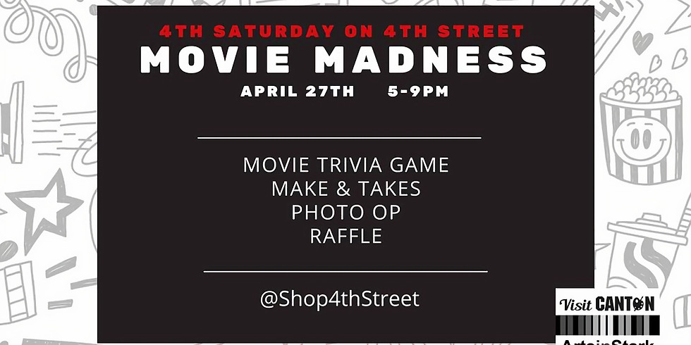 4th on 4th: Movie Madness
