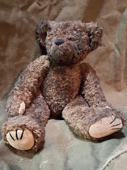 Aged Teddy Bear