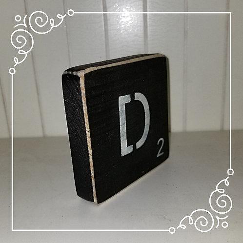 3 1/2in Scrabble Blanks