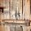 Thumbnail: Natural Wood Planked Shelf