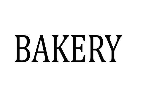 "Bakery Stencil 8"" x 24"""