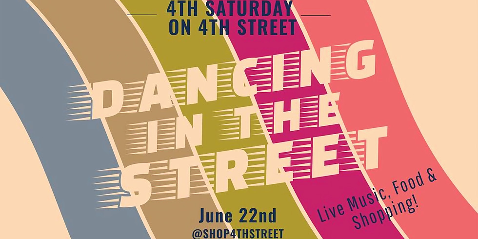 4th on 4th: Dancing in the Street