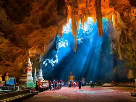 ไปเที่ยวถ้ำที่ไหนดี | 5 อันดับถ้ำ ที่คนส่วนใหญ่สนใจเที่ยวกัน เที่ยวไหนดี