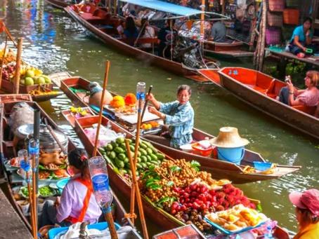 5 ตลาด ที่คนส่วนใหญ่สนใจเที่ยวกัน | เที่ยวไหนดี เที่ยวตลาดไหนดี