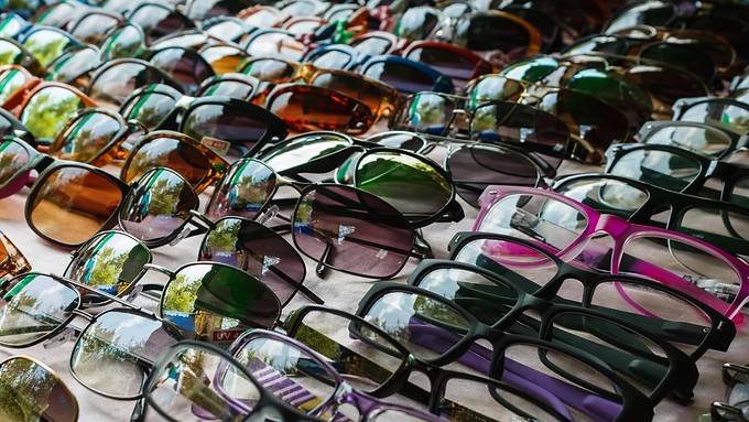 อัพเดท แว่นตาแฟชั่น ที่คนส่วนใหญ่สนใจในสัปดาห์นี้
