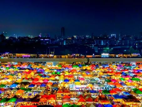 ไปเที่ยวตลาดที่ไหนดี | 5 อันดับ ตลาด ที่คนส่วนใหญ่สนใจเที่ยวกัน เดินเที่ยวตลาดไหนดี