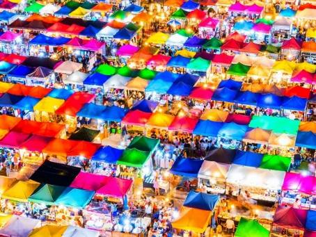 เที่ยวตลาดที่ไหนดี | 7 อันดับ ตลาด ที่คนส่วนใหญ่สนใจเที่ยวกัน เดินเที่ยวตลาดไหนดี