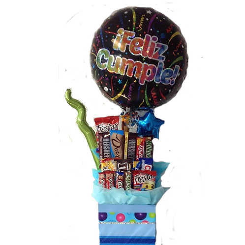 Celebrando con Chocolates
