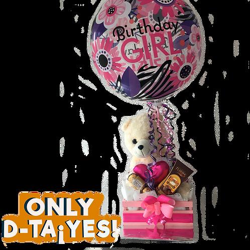Osito Birthday Girl