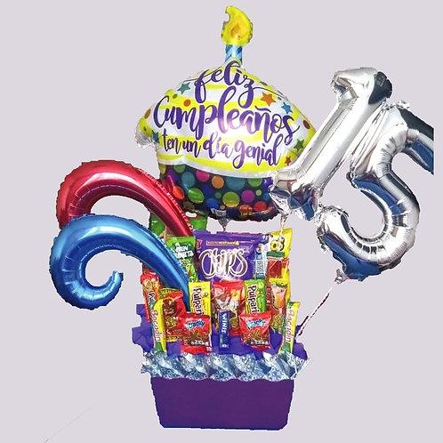 Dtaye Feliz Cumpleaños Genial