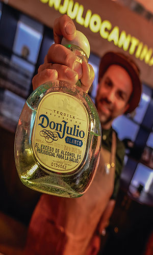 Tequila Don Julio by JKGroup
