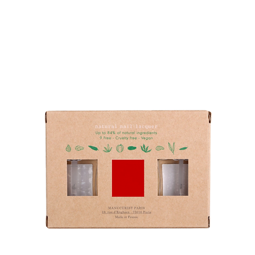 MANUCURIST Coffret - Poppy Red