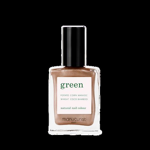 MANUCURIST Vernis Green - Bronzé