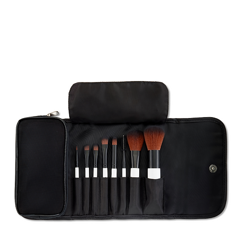 LILY LOLO Set 8 Mini Pinceaux Maquillage