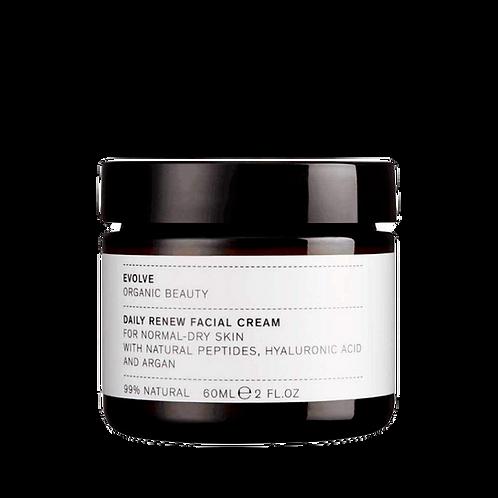 EVOLVE BEAUTY Daily Renew Facial Cream