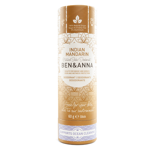 Ben & Anna - Déodorant Indian Mandarine