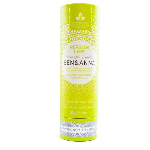 Ben & Anna - Déodorant Persian Lime