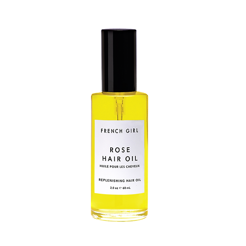 FRENCH GIRL Rose Hair Oil - Huile pour Cheveux