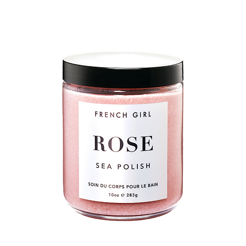 FRENCH GIRL Rose Sea Polish - Gommage Corps