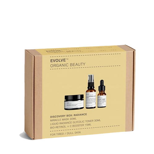 EVOLVE BEAUTY Discovery Box - Radiance