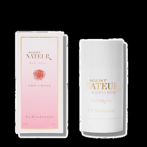 AGENT NATEUR Holi(rose) N°4 Déodorant