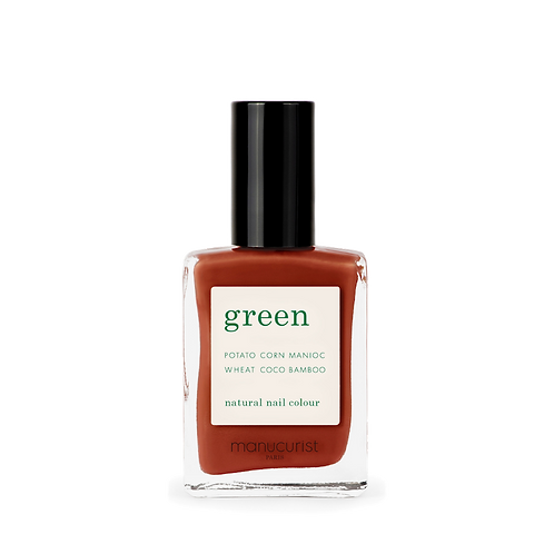 MANUCURIST Vernis Green - Indian Summer