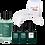 MANUCURIST Kit Vernis Semi Permanent Green Flash