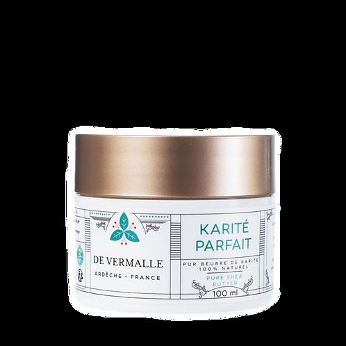 DE VERMALLE Beurre de Karité Bio