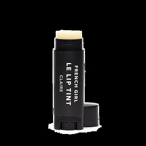 FRENCH GIRL Le Lip Tint - Baume à Lèvres Claire