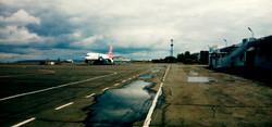 Аэропорт Братска