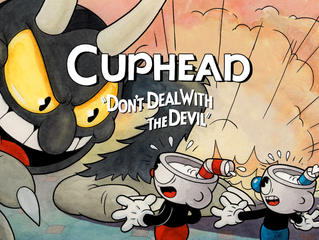 Cuphead Is Out!