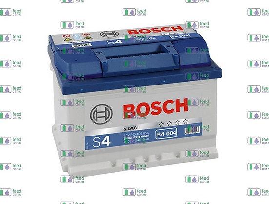 BOSCH 60 A/ч S4 пр/п (240x175x175)