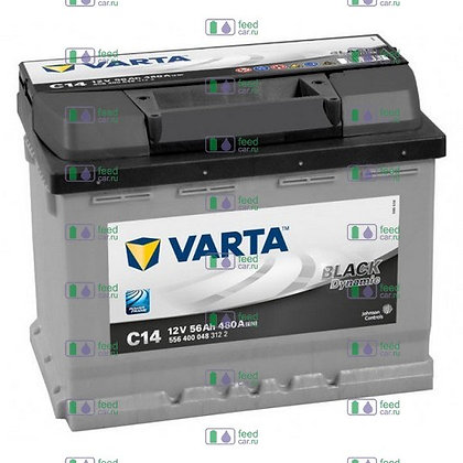 VARTA Black Dyn. 56 А/ч 556400 пр/п (240x175x190)