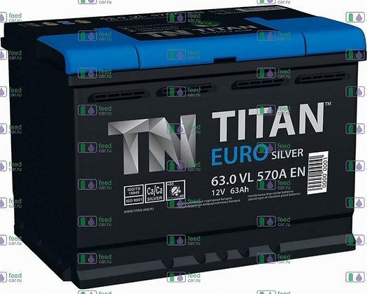 Titan Euro Silver 63 обр/п (240x175x190)
