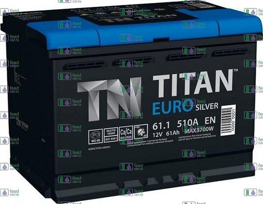 Titan Euro Silver 61 обр/п (240x175x190)