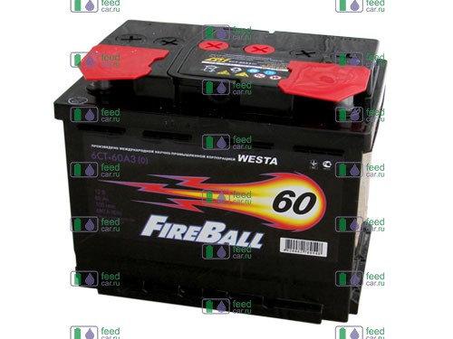 FIRE BALL 60 А/ч (0R) обр/п R (240x175x190)