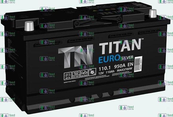 Titan Euro Silver 110 обр/п (350x175x190)