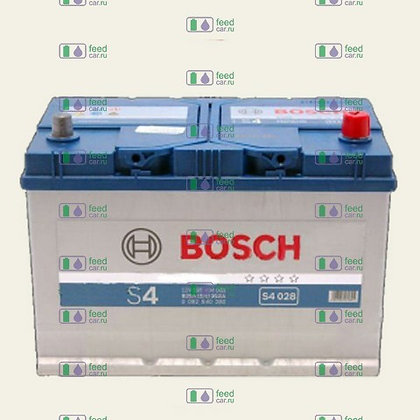 BOSCH 95 A/ч Asia S4028 обр/п (305x170x225)
