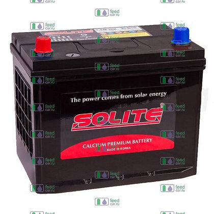 SOLITE 80 А/ч, пр/п (85D26L) (260x175x220)