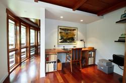 new master bedroom office