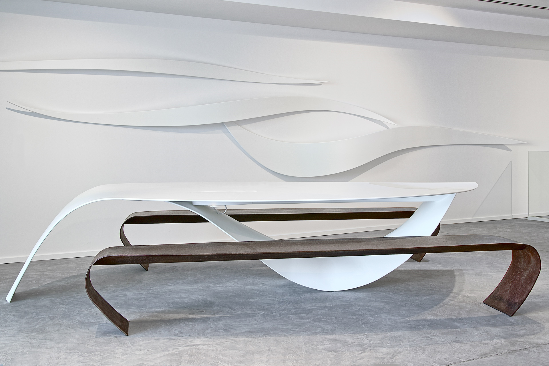 ibiza table + bench
