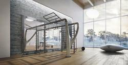 gym mirrored wall.JPG