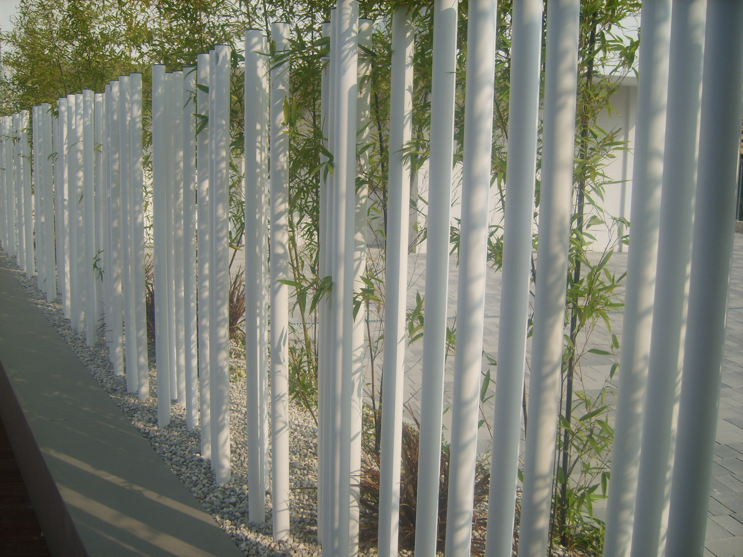 42 Recinzione Bamboo - Fiesso d'Artico (VE).JPG